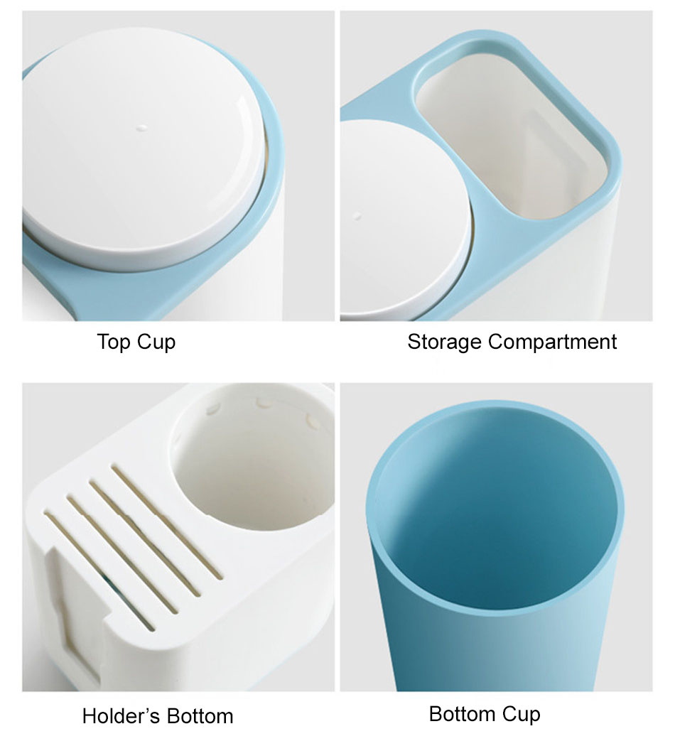 Designer Toothbrush Holder Parts